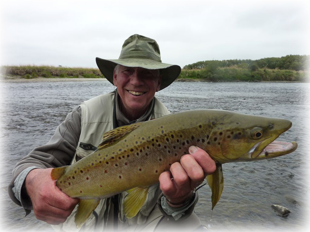 David Murray - Orr - Fly fishing guide